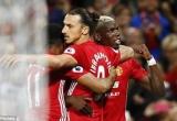 Trực tiếp MU vs Southampton: 'Quỷ đỏ' nhảy múa (KT)
