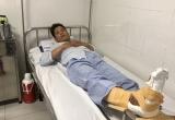 Nghệ An: CSCĐ bị công dân tố truy đuổi, dẫn đến tai nạn khiến hai người phải nhập viện