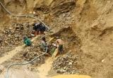 Quảng Nam: Náo loạn khai vàng thác trái phép tại mỏ vàng Bồng Miêu
