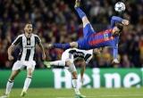 Chào tạm biệt Barca, Juventus vào bán kết Champions League