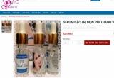 Kỳ 1 - Làm rõ dấu hiệu sai phạm trong sản xuất, kinh doanh mỹ phẩm hiệu Phi Thanh Vân