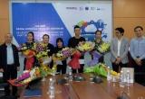 Tập đoàn Tân Hiệp Phát trao tặng học bổng cho sinh viên trường Đại học Khoa học Xã hội & Nhân văn Hà Nội