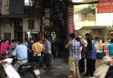 Hà Nội: Kẻ đâm người bị thương rồi cổ thủ trong nhà sau gần 7 tiếng đã ra ngoài