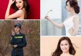 Hoa hậu Hoàn vũ Việt Nam 2017: Ngây ngất với vẻ đẹp của cô nàng Đại học Phòng Cháy Chữa Cháy