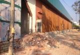 Đà Nẵng: Tiến hành tháo dỡ khu nhà xây dựng trái phép tại quận Cẩm Lệ