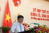 Đề nghị miễn nhiệm chức vụ Phó Chủ tịch UBND TP Đà Nẵng