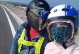 Hành trình 'phượt' hơn 300km cùng bố
