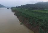 Tuyên Quang: Hàng loạt tàu khai thác, vận chuyển cát trái phép bị bắt giữ trên sông Lô