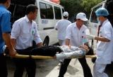 Đà Nẵng: Ngành y tế diễn tập ứng phó cấp cứu phục vụ APEC