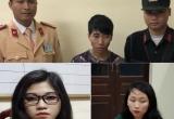 Quảng Ninh: Nhóm nam, nữ 9X mang theo thuốc lắc và ma túy đá để sử dụng bị CSGT tóm gọn