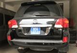 Xế hộp Toyota Land Cruiser của UBND tỉnh Nghệ An, ba lần đấu giá vẫn chẳng ai mua