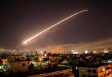 Video: Mỹ, Anh và Pháp đồng loạt không kích Syria