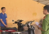 Đắk Lắk: Tạm giữ thanh niên trộm xe máy do thua cá độ bóng đá