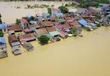 Hà Nội còn 2.349 ngôi nhà bị ngập, 6.519 người dân sơ tán chưa thể trở về