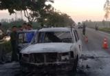 Tin nhanh An ninh ngày 07/8/2018: Đề nghị truy tố 7 đối tượng trong vụ án giết người đốt ô tô ở Hậu Giang