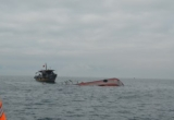 Kiên Giang: Giải cứu kịp thời 9 ngư dân gặp nạn trên biển