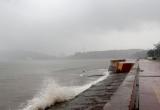 Cập nhật: Bão số 4 tiếp tục mạnh lên gây ảnh hưởng trực tiếp đến các tỉnh ven biển