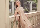 Jolie Nguyễn khoe vòng một hờ hững trong loạt trang phục mới