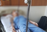 Gia La: Bệnh nhận bị người lạ lao vào chém tới tấp