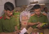 Đắk Lắk: Phát hiện hơn 10 tấn hạt nêm và bột ngọt không rõ nguồn gốc