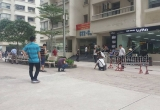 Hà Nội: Nghi án chồng nổ 2 phát súng bắn vợ tại sân chung cư VOV