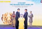 Nam A Bank chính thức ra mắt thẻ tín dụng Nam A Bank JCB