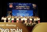 Vinh danh 50 nhà giáo đạt giải thưởng Võ Trường Toản