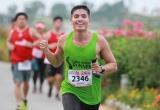 Bác sĩ tim mạch chạy bộ để truyền cảm hứng cho mọi người