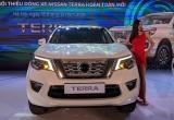 Nissan Terra chính thức bán ra với giá từ 988 triệu đồng