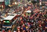 TP HCM: Đảm bảo trật tự ATGT, mỹ quan đô thị dịp Tết Dương lịch và Tết Nguyên đán Kỷ Hợi