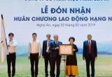 Thủ tướng Chính phủ trao Huân chương lao động hạng nhì cho tập đoàn TH