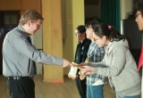 Học sinh Hà Nội-Amsterdam dẫn đầu thành tích thi Olympic tiếng Anh