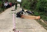 Xe máy gây tai nạn liên hoàn, 2 người thiệt mạng