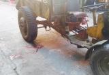 Xe công nông gây tội ác, bé gái 4 tuổi tử vong thương tâm