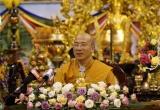 Đại đức Thái Minh - trụ trì chùa Ba Vàng là cựu sinh viên trường ĐH Kinh tế quốc dân