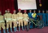 Sau vụ cháy karaoke 68: Phường Dịch Vọng Hậu tăng cường thêm Đội PCCC cơ động tình nguyện