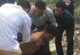 Hà Nội: Người đàn ông nghi 'ngáo đá' nhảy xuống sông Tô Lịch