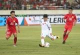Video trận đấu Lào 0-3 Việt Nam: Chiến thắng đầu tay