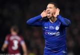 Chelsea 2-0 West Ham: Pha solo tuyệt đỉnh