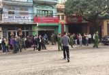 Bắc Giang: Truy bắt kẻ liều lĩnh dùng vũ khí cướp tiền ở ngân hàng Agribank
