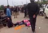 Nghỉ tết Dương lịch: Tai nạn thảm khốc ở Thái Nguyên khiến 2 cháu bé tử vong tại chỗ
