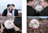 Xôn xao đám cưới đồng tính đầu tiên ở Hải Phòng với cặp nam chính được xếp vào hàng 'cực phẩm'