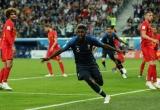 Những hình ảnh đáng nhớ khi Pháp giành vé vào chung kết World Cup 2018