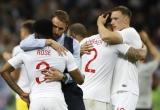 Nỗi buồn của đội tuyển Anh sau thất bại trước Croatia