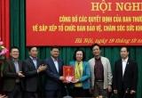 Công bố quyết định tổ chức, nhân sự của Ban Thường vụ Thành ủy Hà Nội