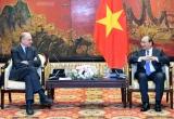 Thủ tướng Chính phủ tiếp Chủ tịch Hiệp hội Italy-ASEAN