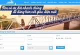 Thêm trang web mua vé tàu rẻ, thuận tiện cho việc mua vé