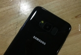 Lộ diện chùm ảnh của Galaxy S8 màu đen bóng