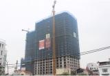 """Dự án """"khủng"""" bên hồ Tây của Tân Hoàng Minh chính thức cất nóc"""