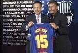 Paulinho trở lại Trung Quốc và sự mù lòa của Barca
